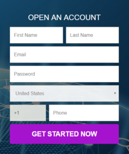 opening account